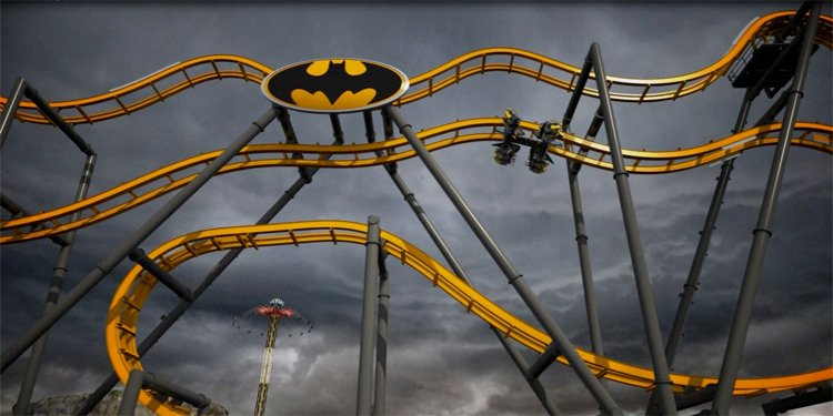 Fiesta Texas Announces Batman!