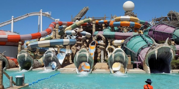 Report from Yas Waterworld!