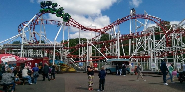 Report from M&Ds, Scotland's Only Theme Park!