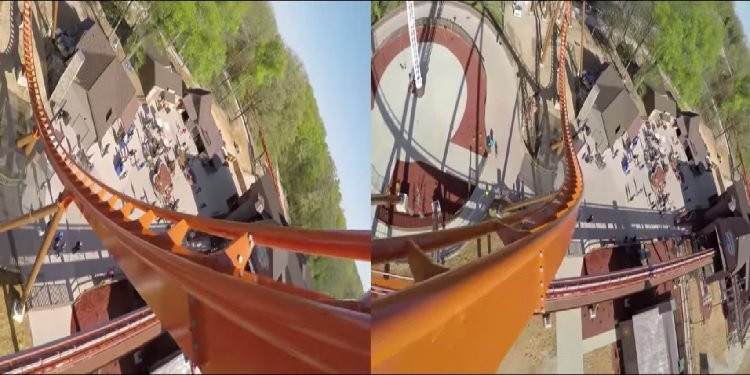 Side-by-Side POV of Thunderbird!