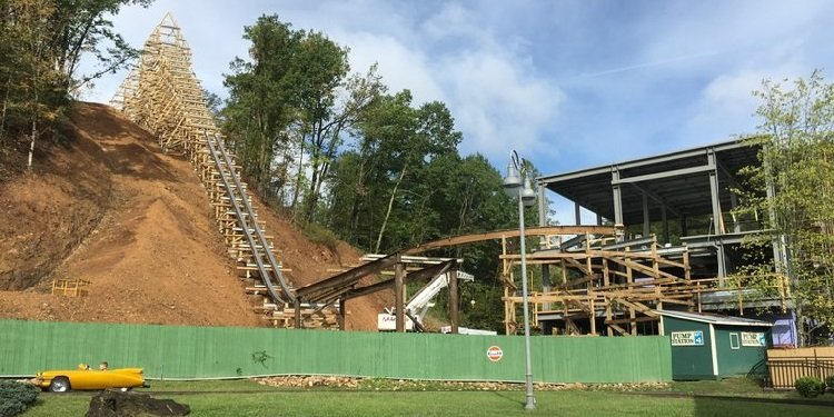 Lightning Rod Construction Update!