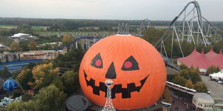 A Crisp Fall Day at Europa Park!
