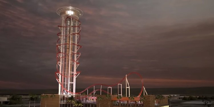 NEW Video & Vision for Orlando Skyplex!