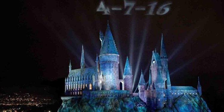 West Coast Hogwarts Opens on April 7, 2016!