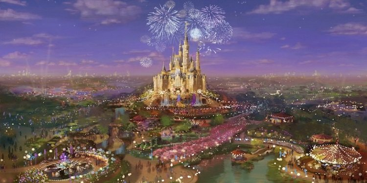 Shanghai Disneyland Opens on June 16th, 2016!