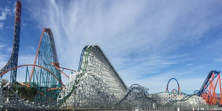 Great Trip Report: Six Flags Magic Mountain!