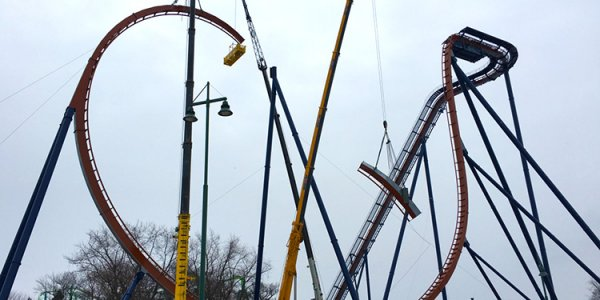 Valravn Construction Tour!