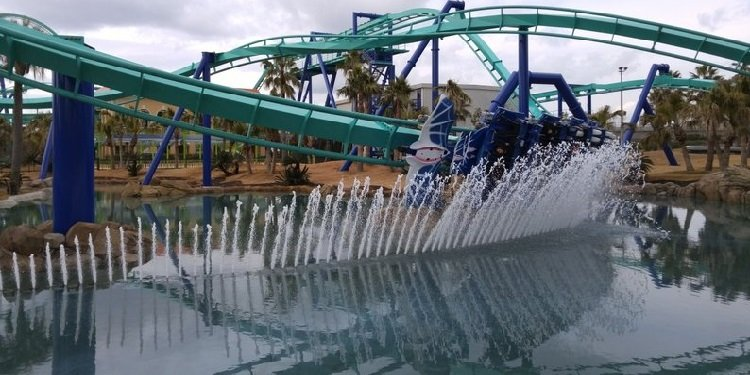 Trip Report from Nagashima Spa Land!