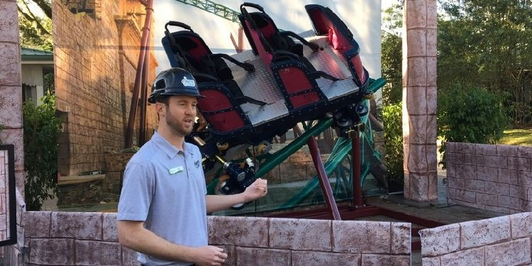 Hard Hat Tour of Cobra's Curse!