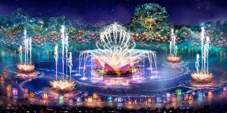 More Details on Rivers of Light!