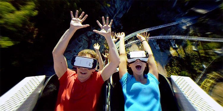 Six Flags Introduces VR Roller Coasters