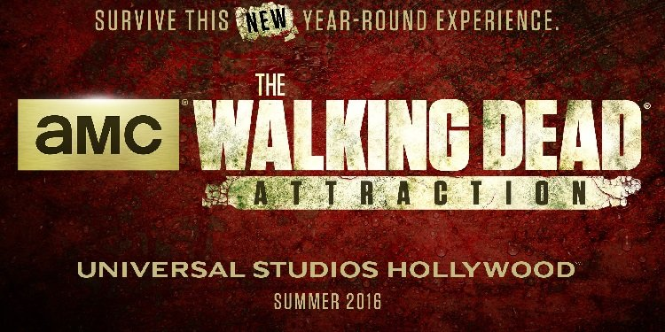 Fear the Walking Dead All Year at Universal Hollywoodl!