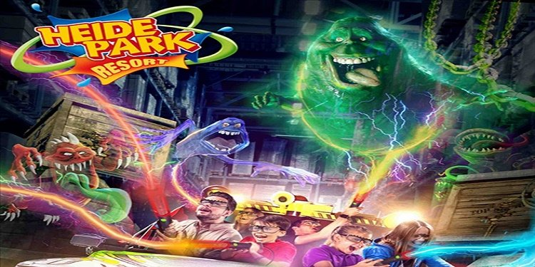 Ghostbusters Coming to Heide Park, Germany!