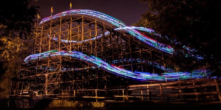 Which North American Wooden Coasters Have You Ridden?