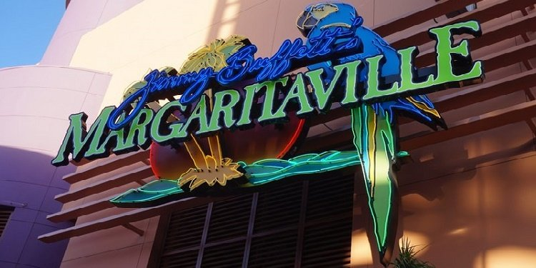 Grand Opening of Margaritaville in Hollywood!