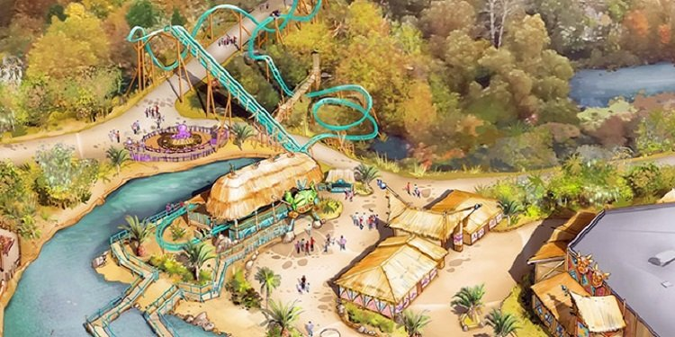 Giant Expansion Plans for Walibi Belgium!
