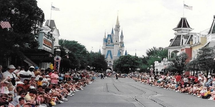 Blast from the Past: The Magic Kingdom!