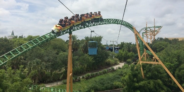 Great Report from Busch Gardens Tampa!