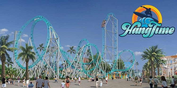 HangTime Coming to Knott's Berry Farm!