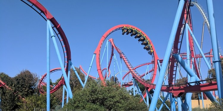 Canobie Coaster's Foreign Adventures: Port Aventura!