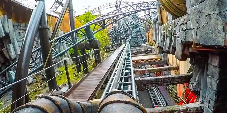 Front-Seat POV Video of Taron!
