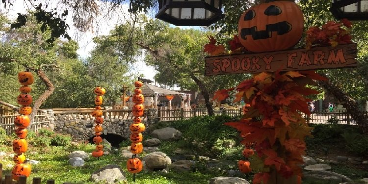 Report from Knott's Spooky Farm!