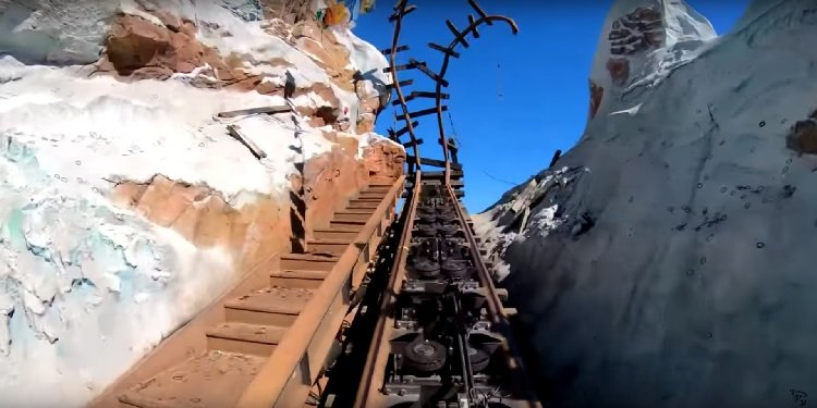 NEW 4K 60FPS Expedition Everest POV Video!