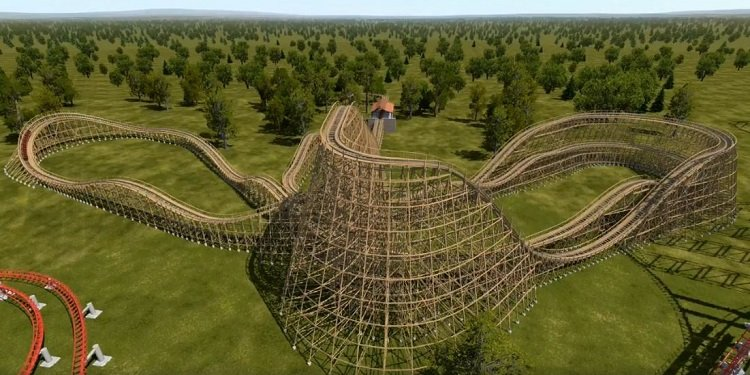 Timber Wolf Gets a New Finale for 2018!