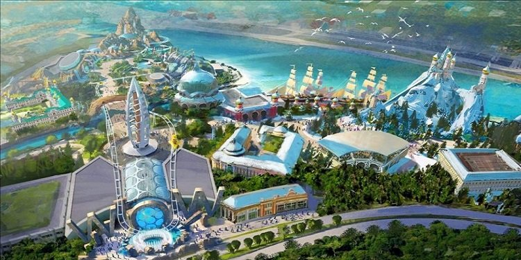 Shanghai Polar Ocean World Construction Thread!