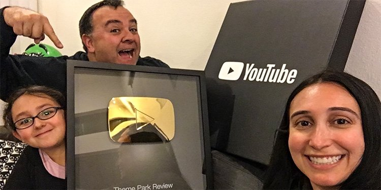 TPR YouTube Hits One Million Subscribers!