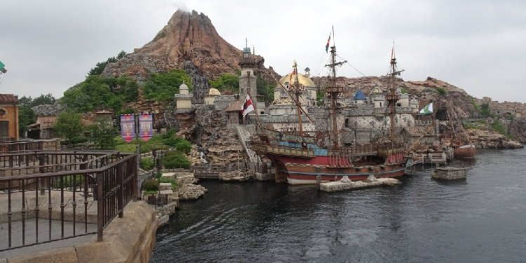 Adam's Disney Adventures Update: DisneySea!