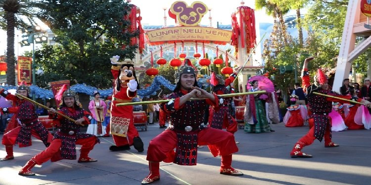 Happy Lunar New Year from Disney!