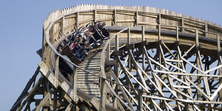 Plopsa Building Poland's 1st Wooden Coaster!