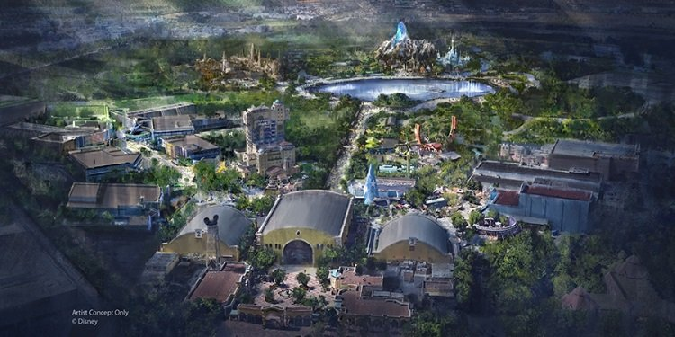 Huge Expansion for Disneyland Paris!