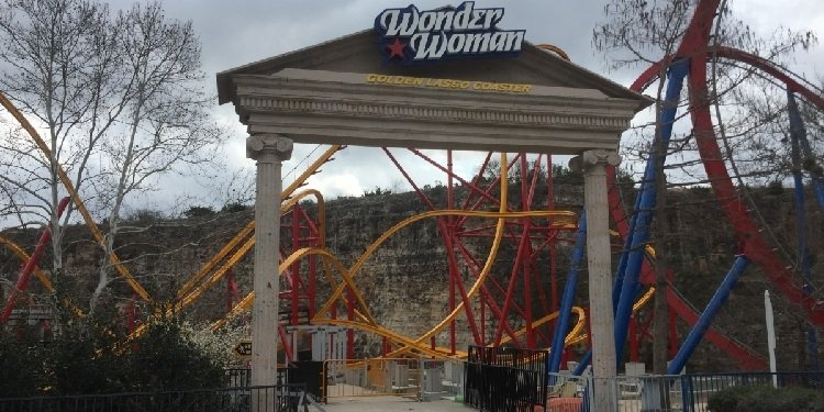 Trip Report from Six Flags Fiesta Texas!