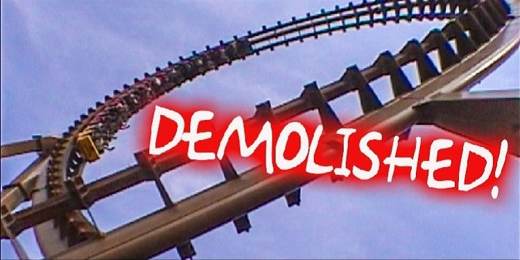 10 Closed & Demolished Coasters Video!