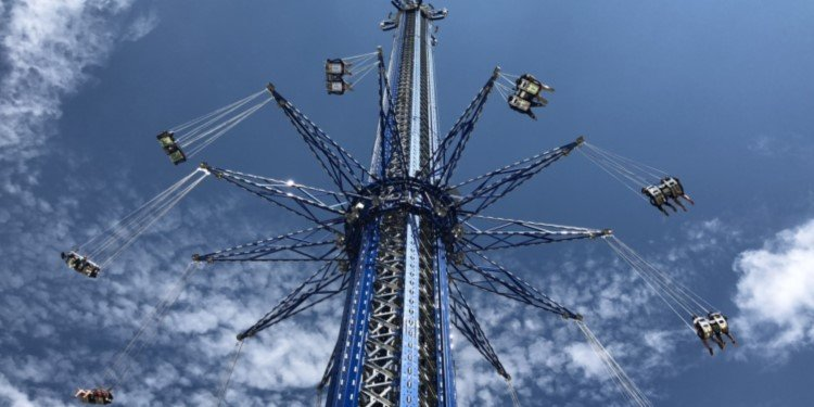 Grand Opening of the Orlando Starflyer!