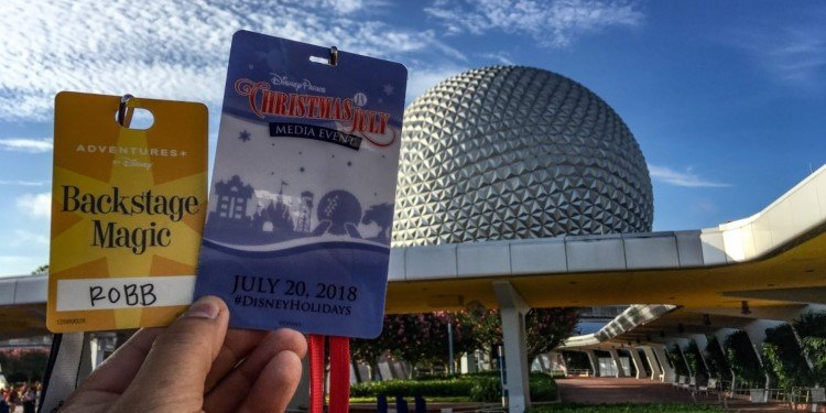 Adventures by Disney Backstage Tours!