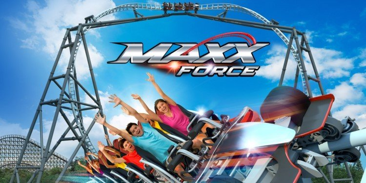 Maxx Force Coming to Six Flags Great America!