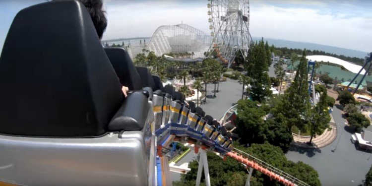 NEW Multi-Angle POV Video of Looping Star!