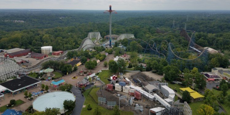 Great Trip Report from Kings Island!