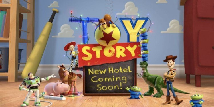 Toy Story Hotel Coming to Japan!