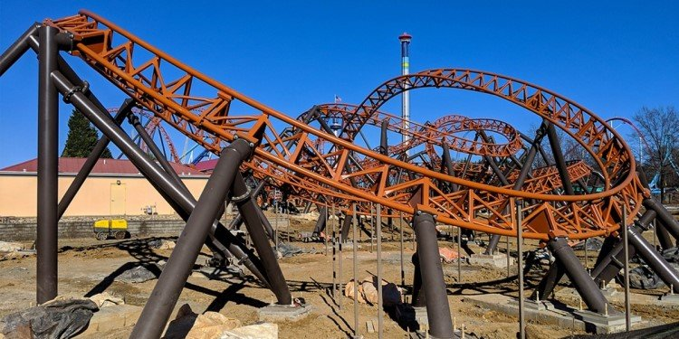 Copperhead Strike Construction Update!