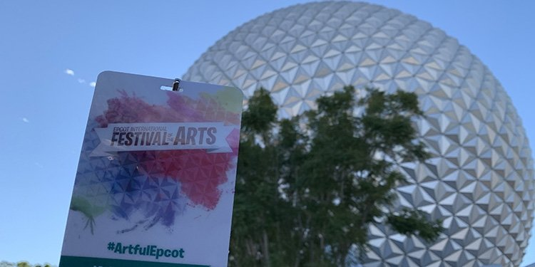 Epcot Festival of the Arts Preview!