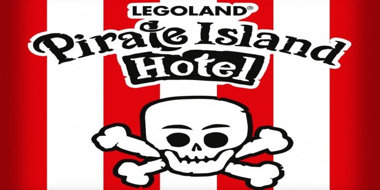 Pirate Island Hotel Coming to Legoland!