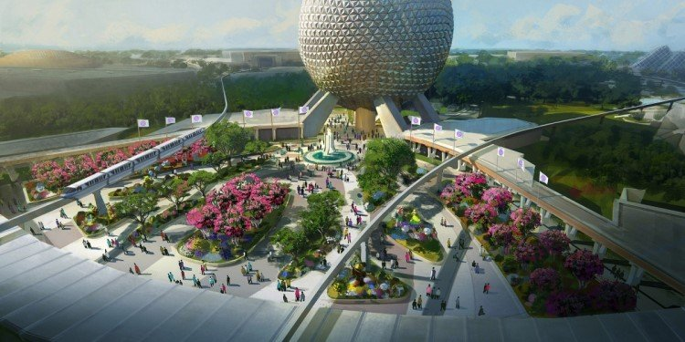 Epcot Is Getting a Makeover!