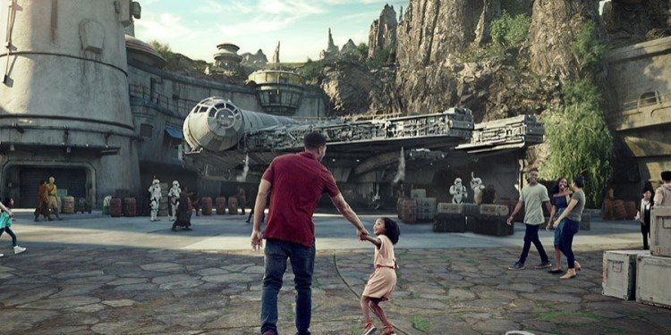 More Details About Star Wars: Galaxy's Edge!