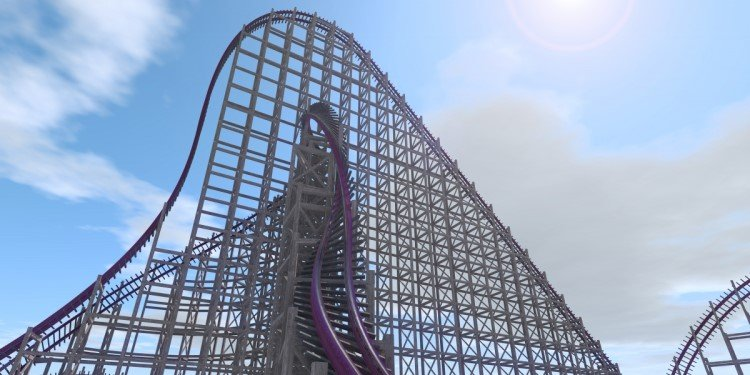 Tallest, Steepest Hybrid Coaster Coming to Tampa!