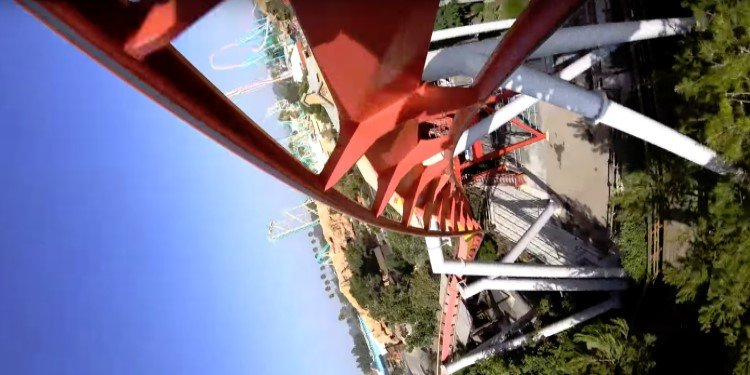Front & Backseat POV of Silver Bullet!