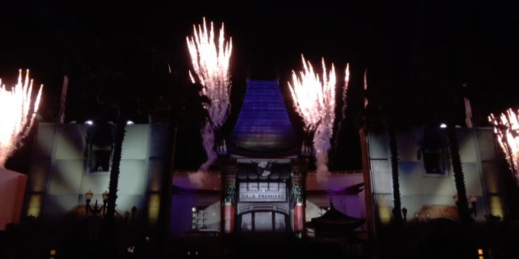 NEW Nighttime Show at  Disney's Hollywood Studios!